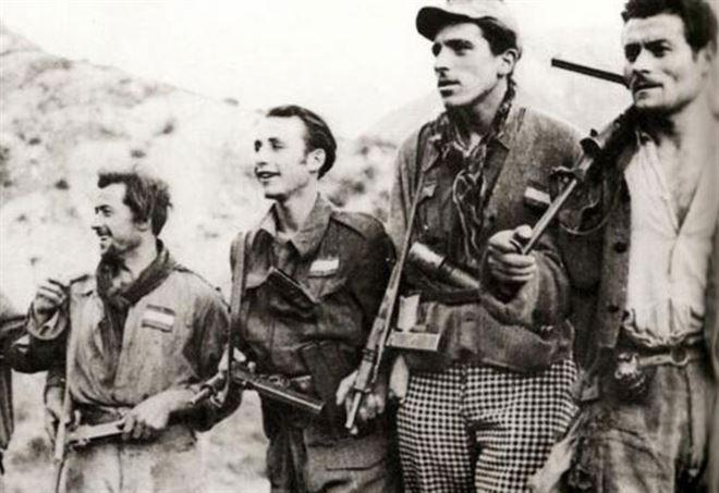 Partigiani italiani (Foto dal web)