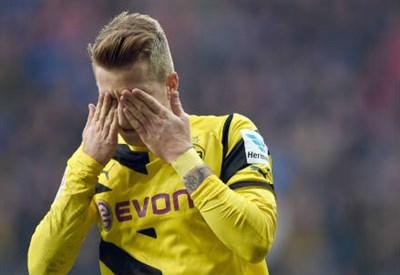 Marco Reus, 26 anni, attaccante del Borussia Dortmund (INFOPHOTO)