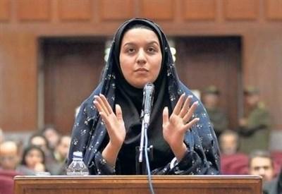 Reyhaneh Jabbari si difende in tribunale. Invano: è stata impiccata (Immagine d'archivio)
