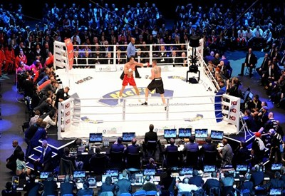 Di nuovo sul ring i D&G Italia Thunder per le World Series of Boxing (INFOPHOTO)