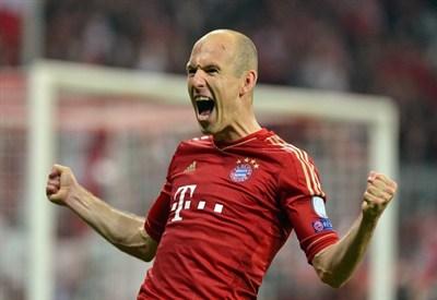 Arjen Robben (Infophoto)