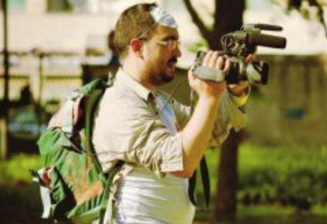 Giornalista Roberto Di Matteo arrestato in Venezuela