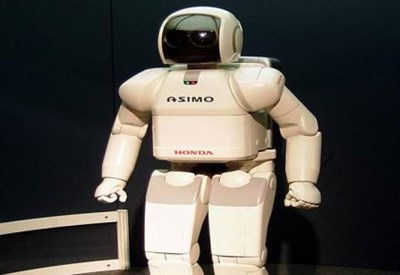 "Robot Honda ""Asimo"" (Wikipedia)"