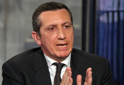 Rodolfo Sabelli, presidente dell'Anm (Infophoto)