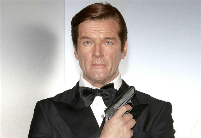 E' morto Roger Moore: lo storico James Bond aveva 89 anni