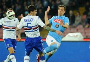 Video, Napoli-Sampdoria (risultato finale 4-2)/ Highlights, gol e statistiche (26 aprile 2015, Serie A 32^giornata)