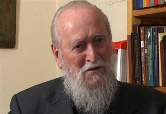 Padre Romano Scalfi (Foto dal web)