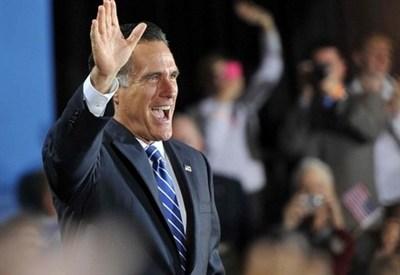 Mitt Romney (InfoPhoto)