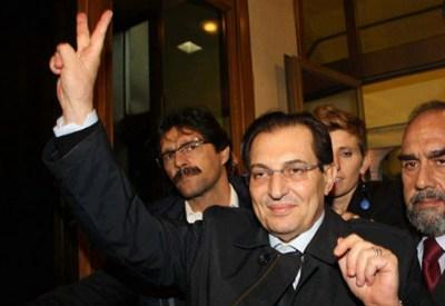 Rosario Crocetta, governatore della Sicilia (Infophoto)