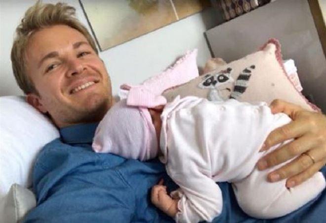 Rosberg papà