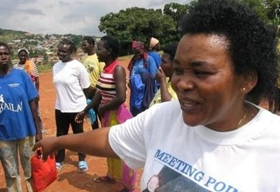 Rose Busingye (Immagine d'archivio)