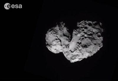 La missione Rosetta dell'Esa