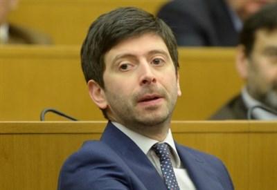 Roberto Speranza (Infophoto)