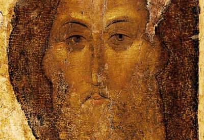 Andrej Rublëv, Cristo Salvatore (Immagine d'archivio)