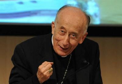Il cardinale Camillo Ruini