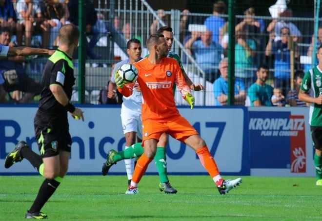 Calciomercato Inter, Handanovic - La Presse