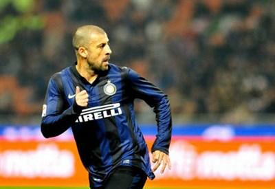 Walter Samuel, 35 anni, difensore argentino dell'Inter (INFOPHOTO)