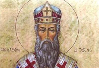 San Massimo, vescovo di Torino