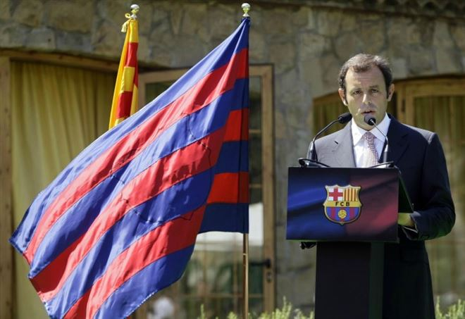Barcellona, arrestato l'ex presidente Rosell