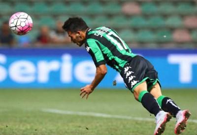 Nicola Sansone, 24 anni, attaccante del Sassuolo (INFOPHOTO)