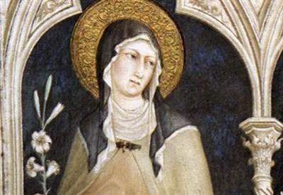 Santa Elisabetta d'Ungheria (Simone Martini)