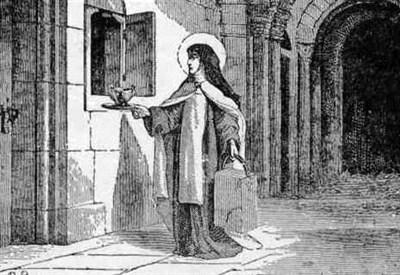 Santo Giuliana Falconieri