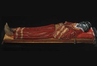 Il corpo di Santa Lucia custodito a Venezia, nella chiesa di San Geremia e Santa Lucia