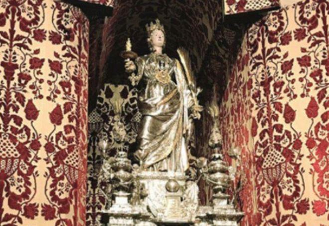Siracusa, vigilia Santa Lucia: celebrati i Vespri solenni
