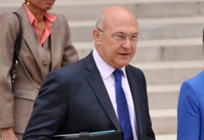 Il ministro delle Finanze francese Michel Sapin