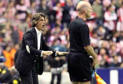 Sa Pinto, 42 anni, allenatore del Belenenses (INFOPHOTO)