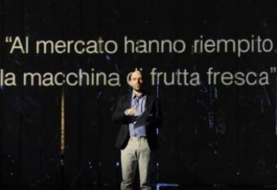 Roberto Saviano nella seconda puntata di Quello che (non) ho