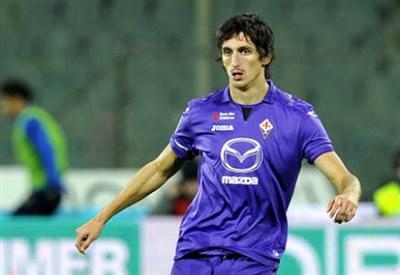 Stefan Savic, difensore Fiorentina (Foto Infophoto)