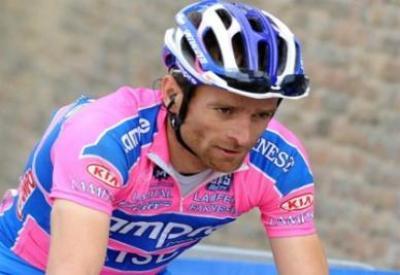 Michele Scarponi (Foto: Infophoto)