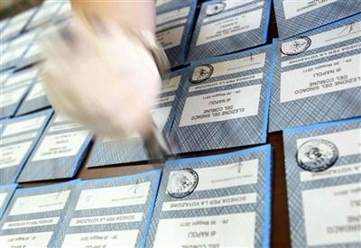 Schede Elettorali (Foto: Infophoto)