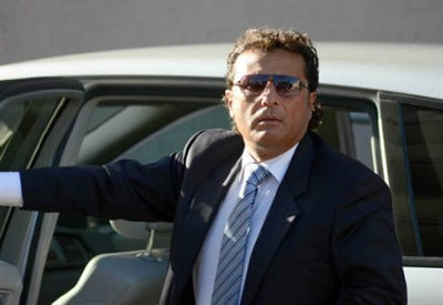 Francesco Schettino (InfoPhoto)