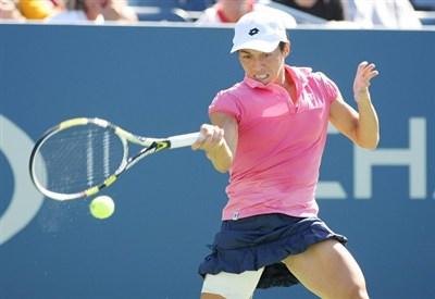 Francesca Schiavone, 34 anni, numero 75 del ranking WTA (Infophoto)