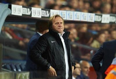Bernd Schuster, 54 anni, allenatore tedesco del Malaga (INFOPHOTO)