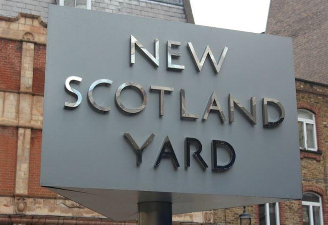 Scotland Yard, giallo di Salisbury