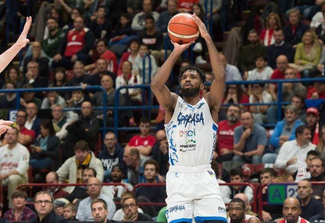 Diretta Brindisi Pesaro, basket Serie A1 22^ giornata (Foto LaPresse)