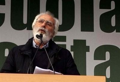 Francesco Scrima, segretario Cisl scuola (Infophoto)
