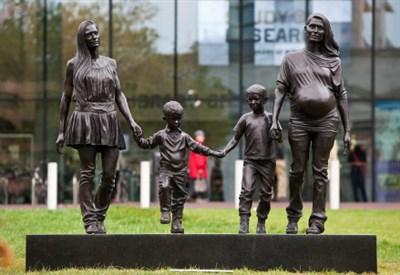 La scultura di Birmingham