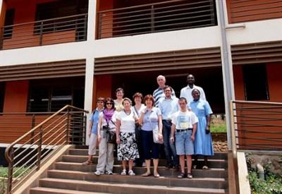 La scuola Giussani a Kampala (foto Avsi)