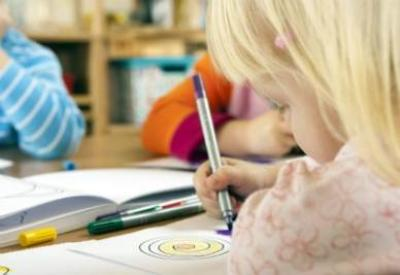 Docenti stressati? Ne fanno le spese i bambini (InfoPhoto)