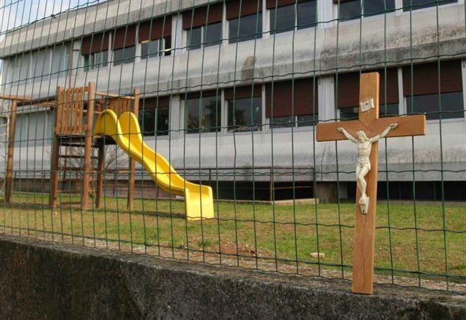 Le radici cristiane (LaPresse)