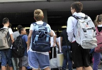 Concorso Scuola (Foto: LaPresse)