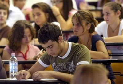 Scuola, infophoto