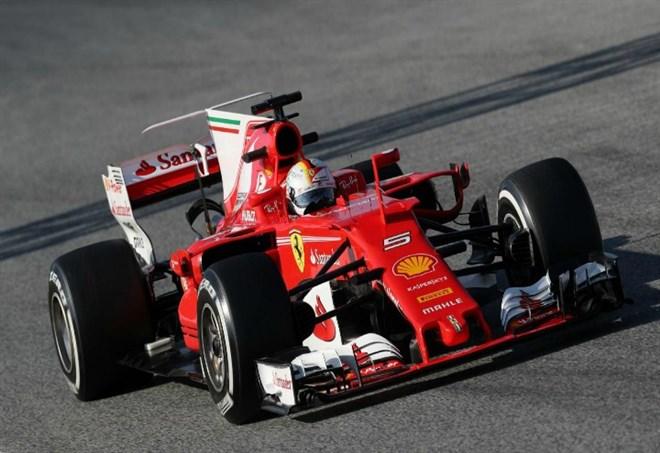 Diretta Test F1 Barcellona (LaPresse)