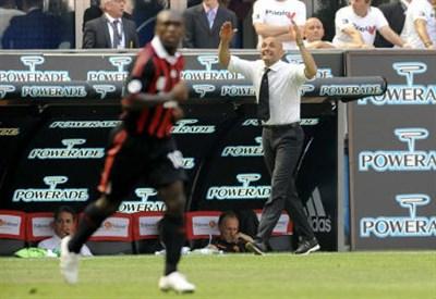 Spalletti, allenatore italiano (Infophoto)