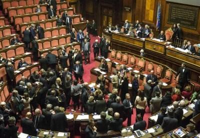 Senato della Repubblica (Foto: LaPresse)