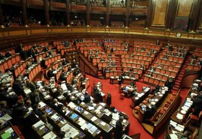 Il Senato (Infophoto)